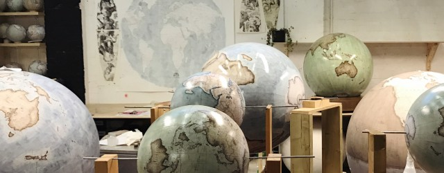 Friday Find #1 : The last Globemaker